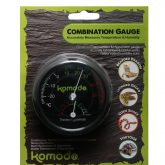 82402 Combined Thermometer & Hygrometer Analog 701029824027