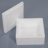 Styro boxes